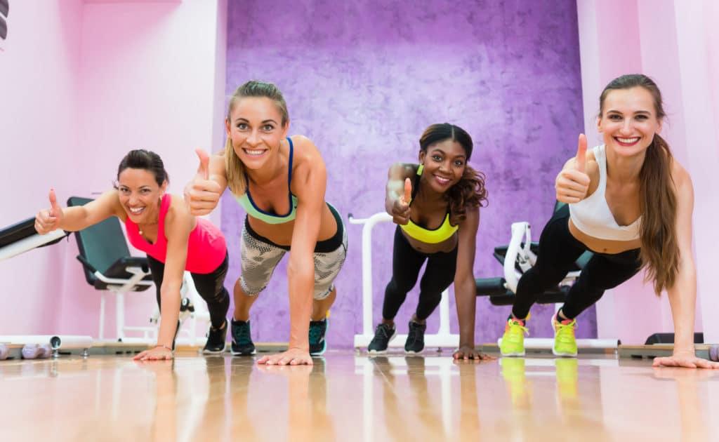 Plank Übungen