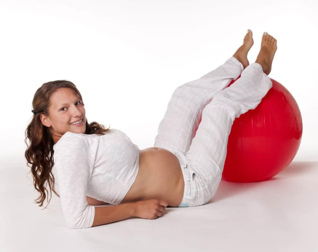 Schwangerschaft Pilates