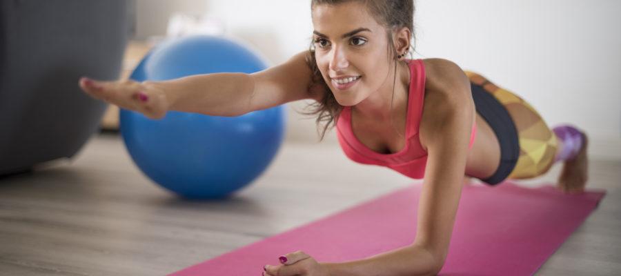 30 Tage Pilates Challenge